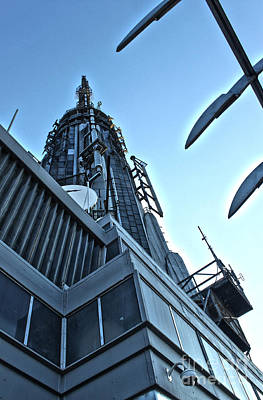 Photograph - Empire State Building - New York City by Gregory Dyer