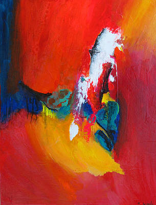 Painting - Empowerment by Marilyn Woods