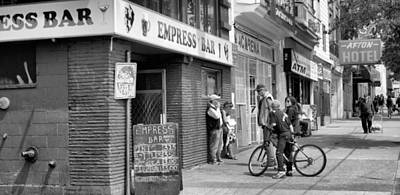 Photograph - Empress Bar by Douglas Pike