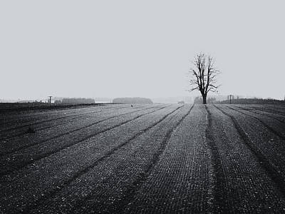 Emptiness Art Print by Mustafa Otyakmaz