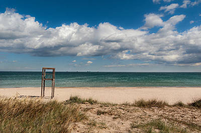 Photograph - Empty Beach by Juan Carlos Ferro Duque