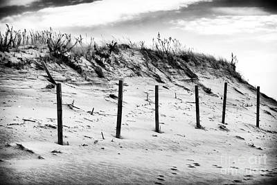 Photograph - Empty Dune by John Rizzuto