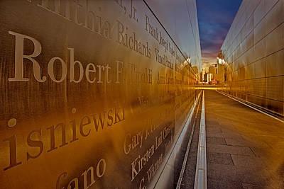 Photograph - Empty Sky Memorial by Susan Candelario