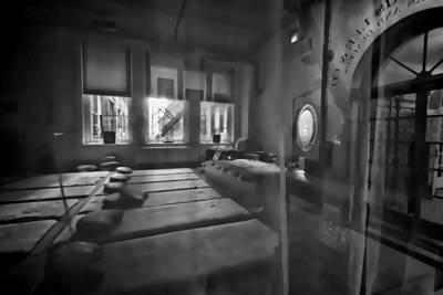 Fireescape Photograph - Empty Yoga Studio  by Sven Brogren