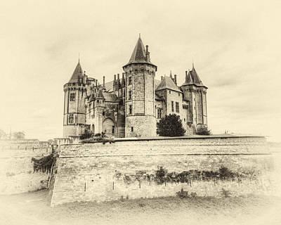 Photograph - Enchanted Antique Castle by Joshua McDonough
