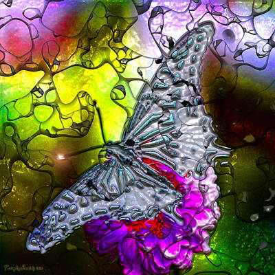 Enchanted Butterfly. Fourth.   Original