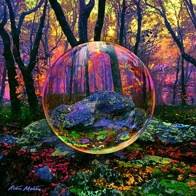 Enchanted Forest Art Print