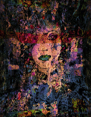 Woodies Mixed Media - Enchanted by Natalie Holland