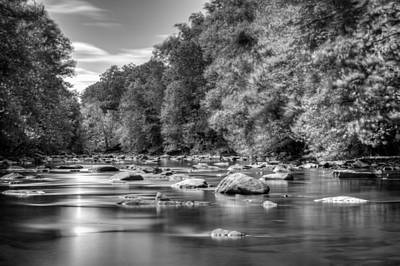 Enchanted Patapsco Art Print