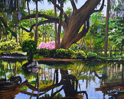 Enchanted Original by Roger Wedegis