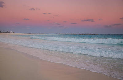 Cancun Photograph - Enchanting Eventide  by Bridget Calip