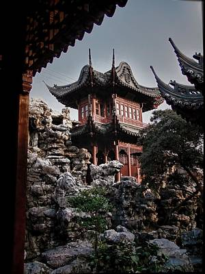 Photograph - Enchanting Pagoda by Robert Knight
