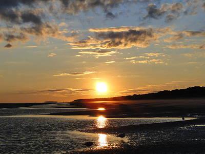 Enchanting Sunset Art Print
