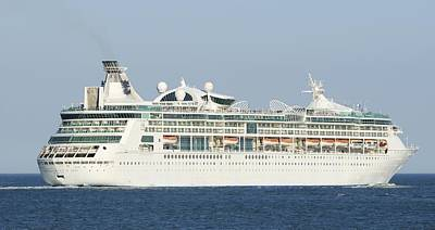 Photograph - Enchantment Of The Seas by Bradford Martin