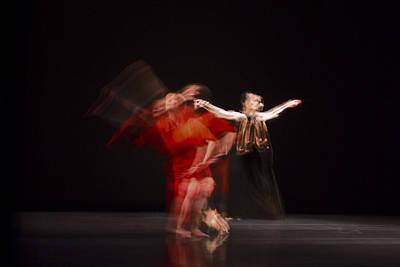 Nonverbal Communication Photograph - Encore 10 by Catherine Sobredo