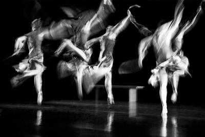 Nonverbal Communication Photograph - Encore 3 by Catherine Sobredo