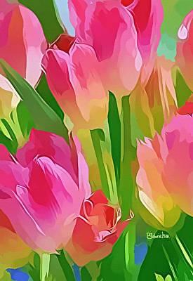 Digital Art - Encouragement by Peggy Gabrielson