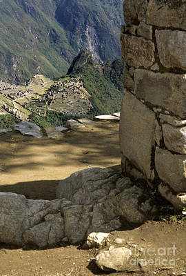 Photograph - End Of Inca Trail by Ryan Fox