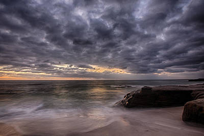 Last Light Photograph - End Of Light by Peter Tellone