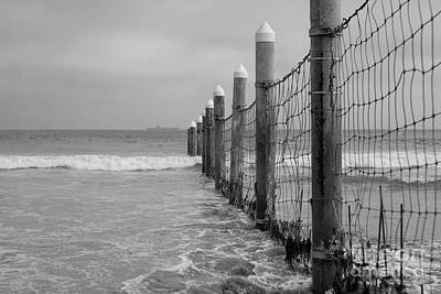 Photograph - End Of The Beach by Tamara Becker