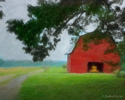 Painting - End Of The Day by Melody McBride