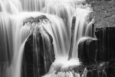 Photograph - Endless Cascades by Mark Kiver