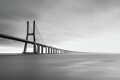 Lisbon Photograph - Endless by Jan Stria