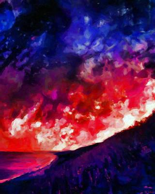 Digital Art - Endless Romance by Joe Misrasi