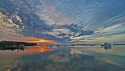 Photograph - Endless Sky by HH Photography of Florida