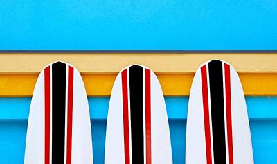 Catch A Wave Photograph - Endless Summer  by Chrystyne Novack