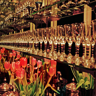 Photograph - Endless Wine Bar by Joe  Connors