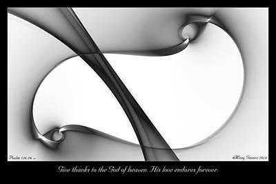 Digital Art - Endures Forever by Missy Gainer