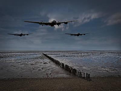 Photograph - Enemy Coast Ahead Skipper by Gary Eason