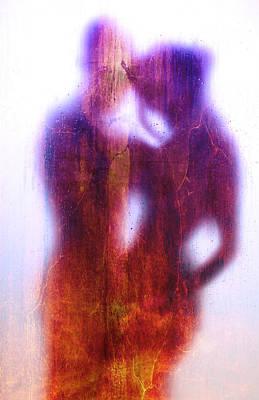 Energy Explosion Art Print by Teri Schuster
