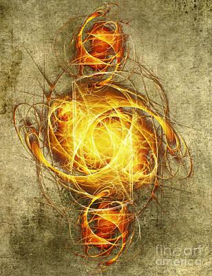 Energy I Art Print
