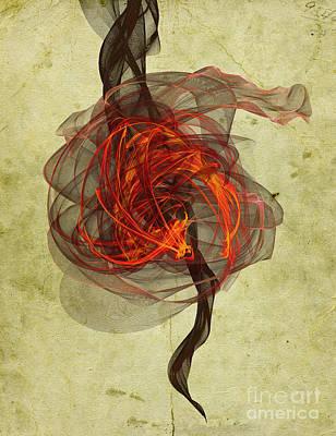 Energy IIi Art Print