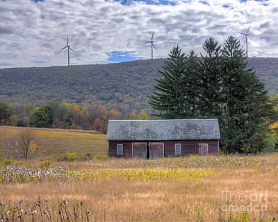 Photograph - Energy by Rick Kuperberg Sr