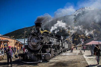 Photograph - Engine 480 by Jim McCain