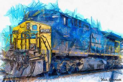 Engine 593 Original