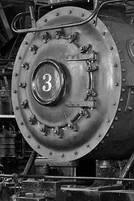Photograph - Engine Number 3 by David Beebe