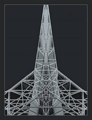 Digital Art - Engineer Stories 1 by Wendy J St Christopher