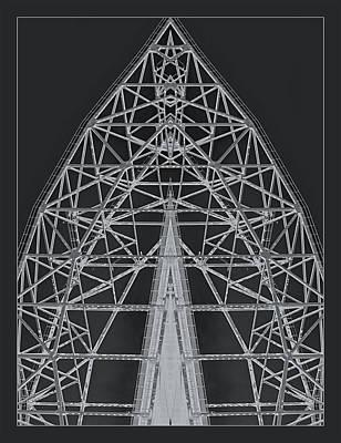 Digital Art - Engineer Stories 2 by Wendy J St Christopher