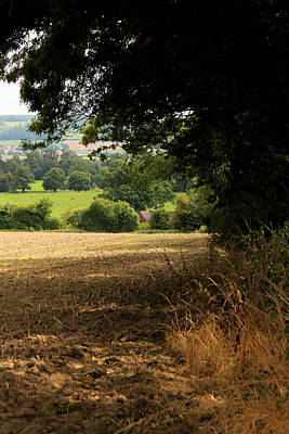 Photograph - English Countryside by Sarah Broadmeadow-Thomas