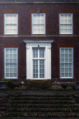 Nobility Photograph - English Manor by Joana Kruse