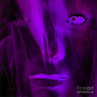 Painting - Enigma by Tlynn Brentnall