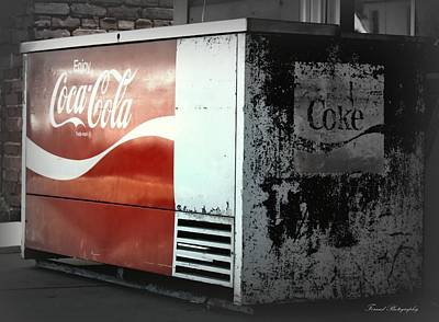 Photograph - Enjoy Coca Cola  by Debra Forand