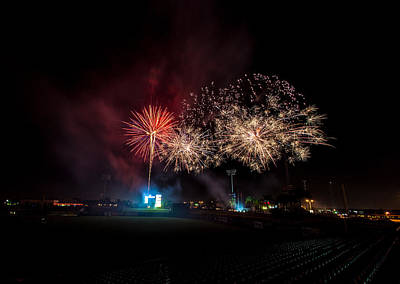 Brighthouse Field Photograph - Enjoy The Show by Jeff Donald