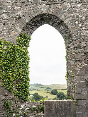 Ennistymon Hills From St Andrews Art Print