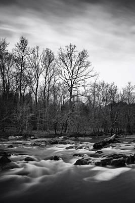 Photograph - Eno River Portrait by Ben Shields