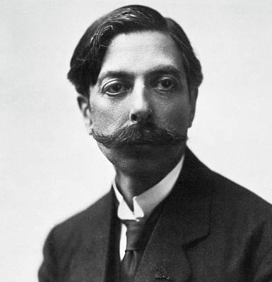 Campinas Photograph - Enrique Granados Campina (1867-1916) by Granger